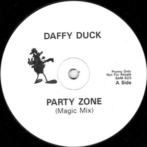 Daffy Duck - Party Zone
