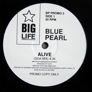 Blue Pearl - Alive