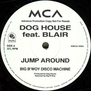 Dog House - Jump Around