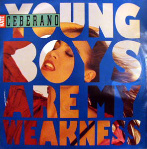 Kate Ceberano - Young Boys Are My Weakness