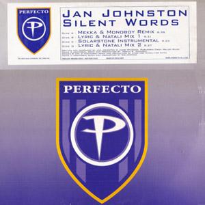 Jan Johnston - Silent Words