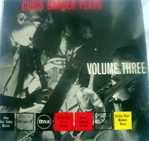 Chris Barber - Chris Barber Plays Vol 3