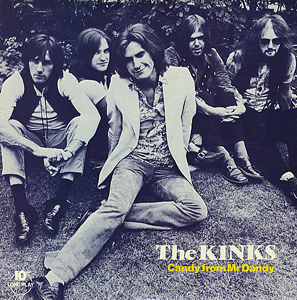 Kinks -  Candy From Mr Dandy