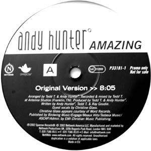 Andy Hunter - Amazing
