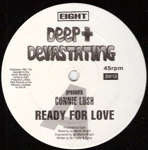 Connie Lush - Ready For Love